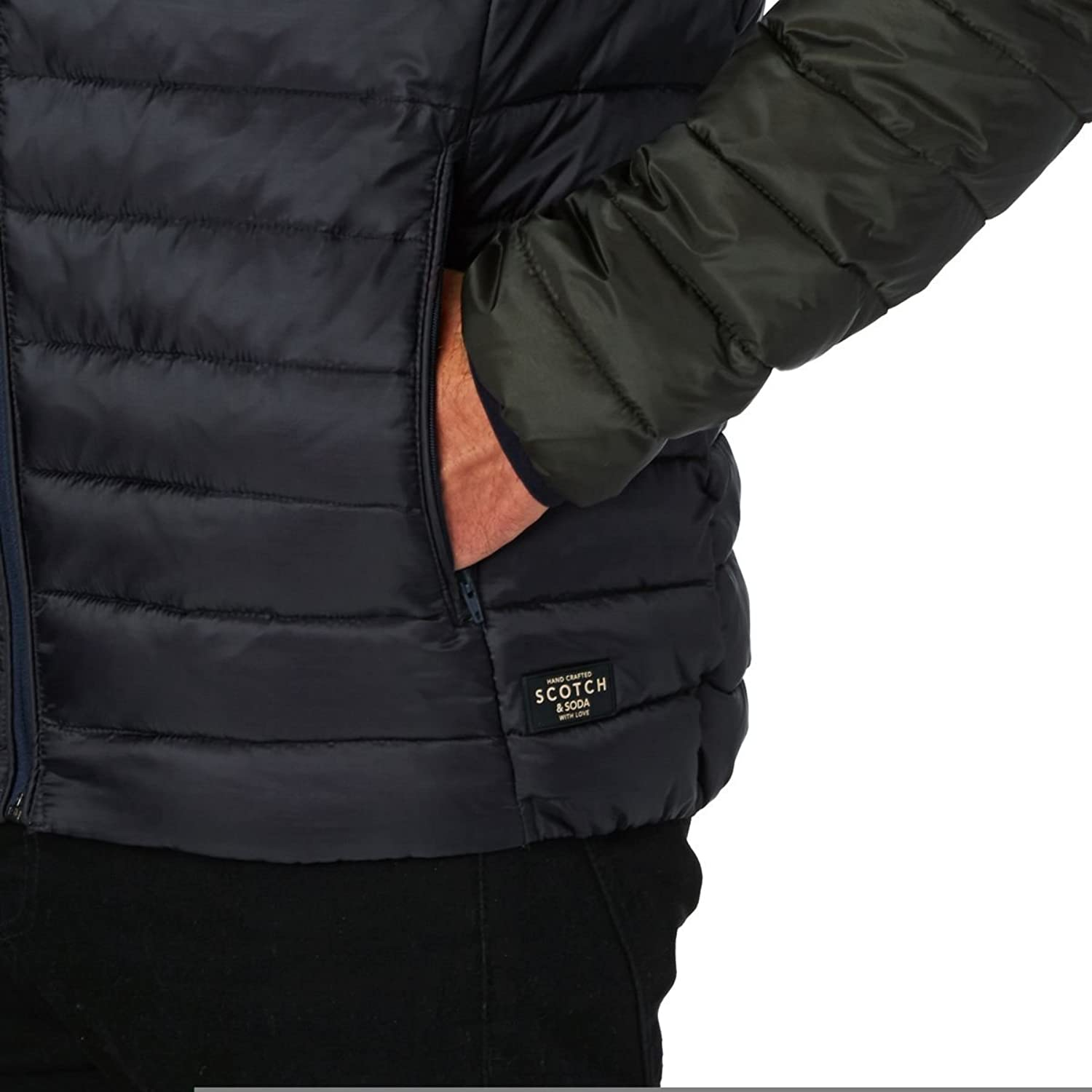 Clearance How Much Mens Classic Quilted Hooded Bodywarmer in Nylon Quality Gilet Scotch & Soda Limited Edition Sale Online Buy Cheap Shop For Manchester ajkWMrhSre
