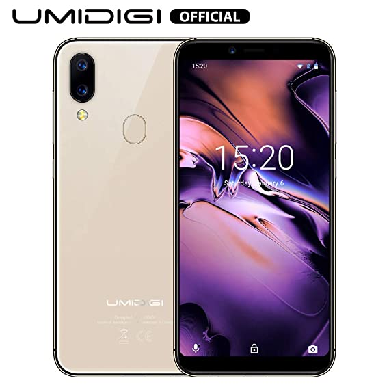 UMIDIGI A3 Cell Phone with 5 5