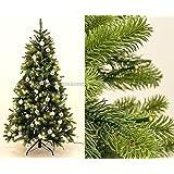 auslauf mini weihnachtsbaum mit beleuchtung h he 50cm. Black Bedroom Furniture Sets. Home Design Ideas