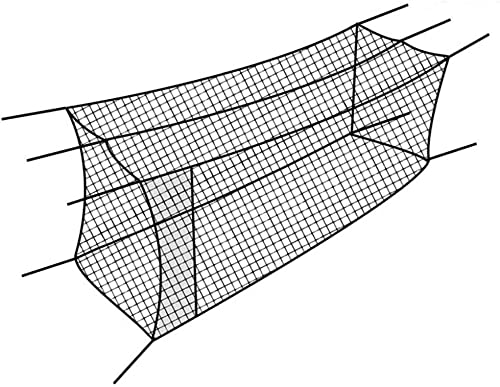 Cimarron 24 Twisted Poly Batting Cage Net