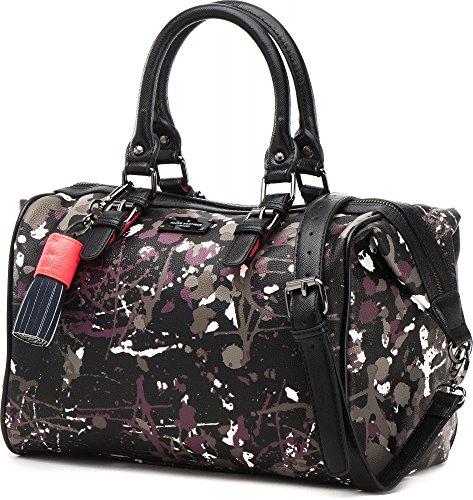 PAUL'S BOUTIQUE, sacs à main femmes, sacs à main, sacs bandoulière, dessin abstrait, 44 x 27 x 12 cm (H x L x P)