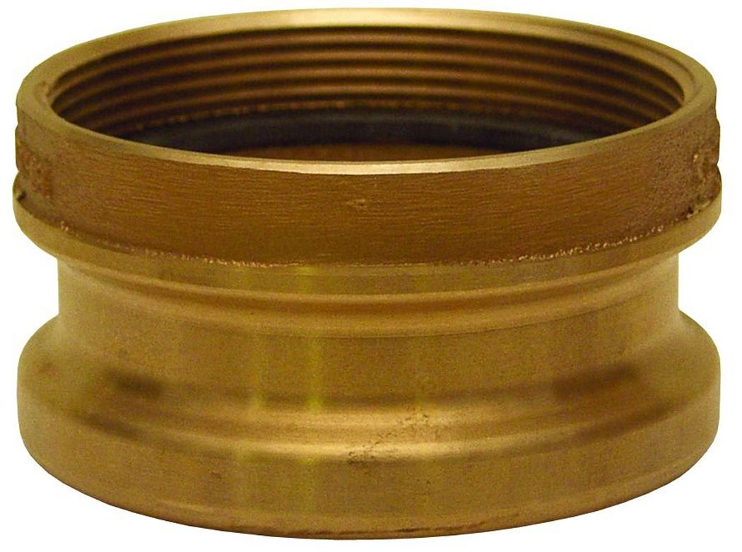 Dixon BZ4051S 4 Bronze Adapter x 4 FNPSM for 6200 6400 /& 6500 Elbows Petro