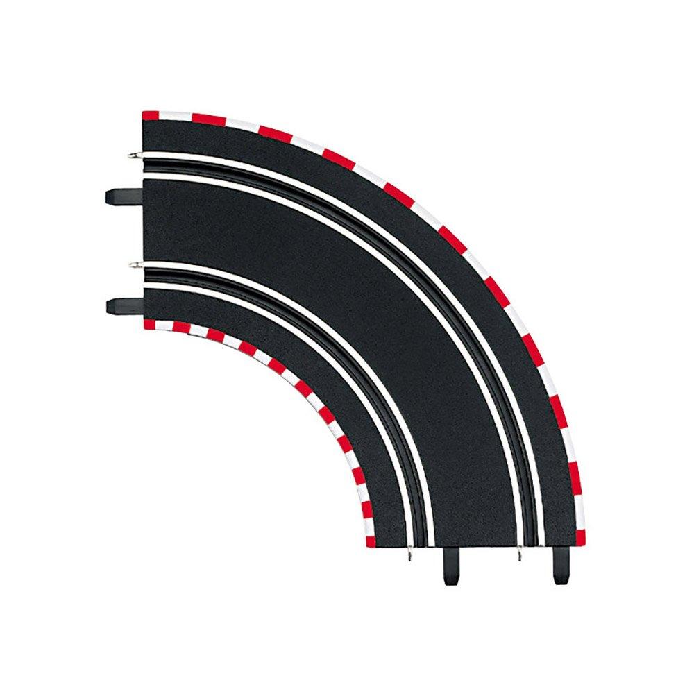 Carrera GO!!! Kurve 1/ 90°, 2 Stück 2 Stück 61603 Autorennbahnen & Zubehör Autorennen