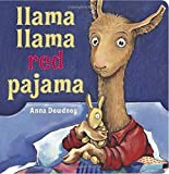 img - for Llama Llama Red Pajama by Anna Dewdney (2015-05-05) book / textbook / text book