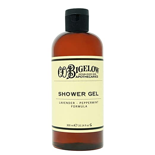 C.O. Bigelow Lavender Peppermint Shower Gel, 10.14 Fluid Ounces