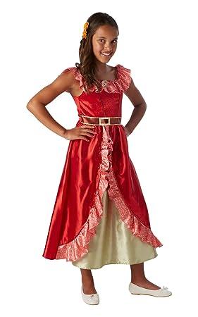 Disfraz para niña de princesa de Disney Elena de Ávalor
