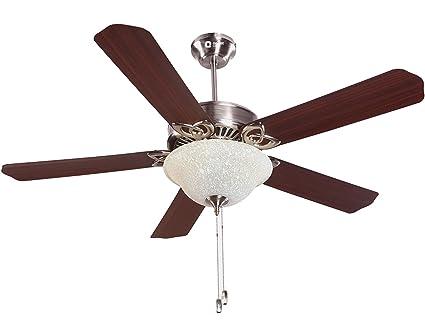 Buy orient 48 ceiling fan subaris single antique steel walnut orient 48quot ceiling fan subaris single antique steel walnut aloadofball Images