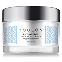Glycolic Acid Cream 10% Face Moisturizer. Best Alpha Hydroxy Acid Products; Exfoliating...