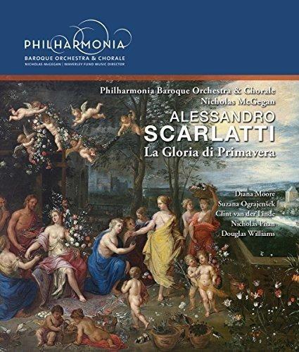 Scarlatti: La Gloria Di Primavera (Blu-ray Audio)