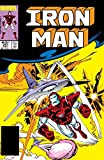 img - for Iron Man (1968-1996) #201 book / textbook / text book