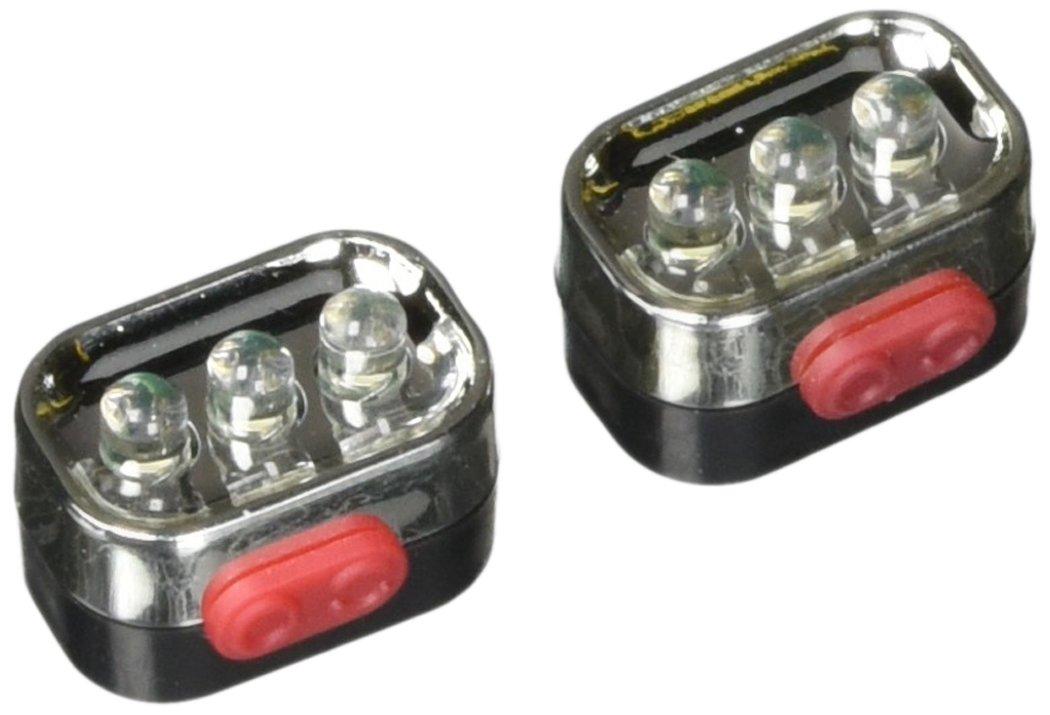 Bluhm Enterprises BL-FL9V2 Emergency L.E.D. Flash Light, 2 Pack (62-4700)