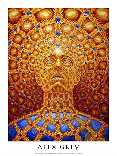 Alex Grey – Oversoul – Poster