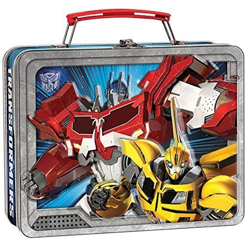 Transformers Core Metal Box [1 Retail Unit(s) Pack] - 911413