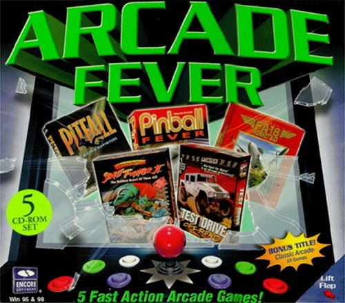 Buy Arcade Fever (PC) Online at Low Prices in India | Encore Video