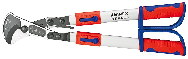 Knipex Cortacables de Carraca 95 32 038 560 mm: Amazon.es: Bricolaje y herramientas
