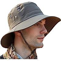 OZ SMART Sun Hats for Men/Women, UPF 50+ UV Protection Waterproof Bucket Hat for Fishing Hiking Garden Safari Boonie…