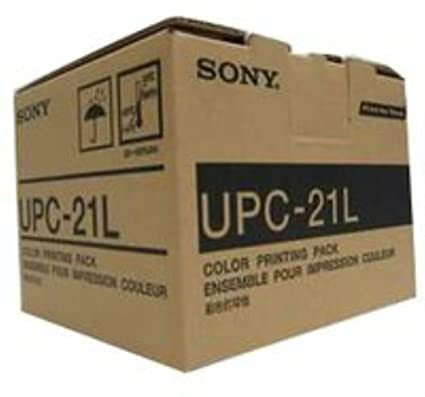 SONY THERMAL PRINT PACK LARGE UPC-21L