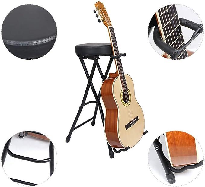 Taburete Y Base Para Guitarra - Taburete Plegable Para MúSico ...