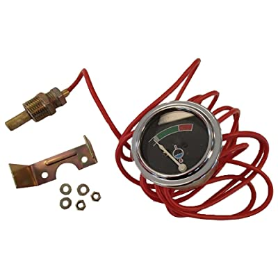 7M0459 One New Water Temperature Gauge Made to Fit Various Caterpillar/CAT Models: Industrial & Scientific