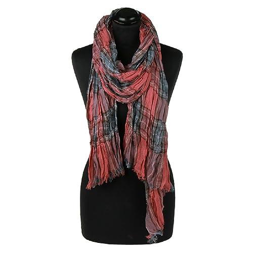 Kossberg - Set de bufanda, gorro y guantes - para mujer rosa rosa