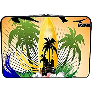 "Funda de neopreno NetBook / portátil 11.6"" pulgadas - Surf by nicky2342"