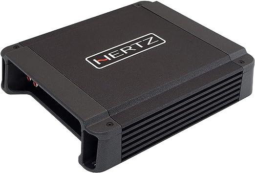 Hertz HCP1D - Amplificador mono de clase D, (1x700 W, 2 ohms)