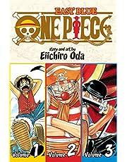 One Piece (Omnibus Edition), Vol. 1: Includes vols. 1, 2 & 3 (Volume 1)