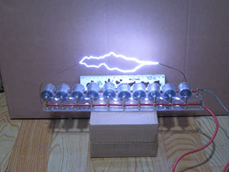Buy GENERIC Marx Generator with power supply 20 cm electric