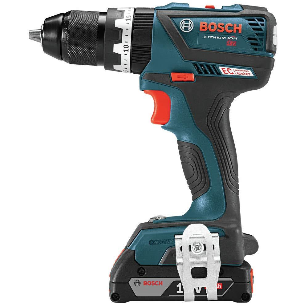 Amazon.com: Bosch HDS183-02-RT 18 V 2.0 Ah inalámbrico de ...