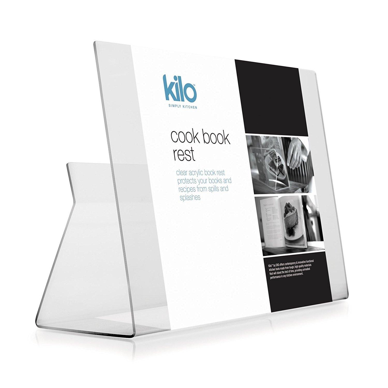 Acrylic Cookbook Stand CKS TRTAZ11A