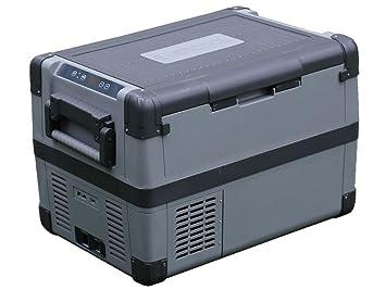 Kühlboxen  Prime Tech Kompressor-Kühlbox 60 Liter, 12/24 Volt, Kühlung bis -20 ...