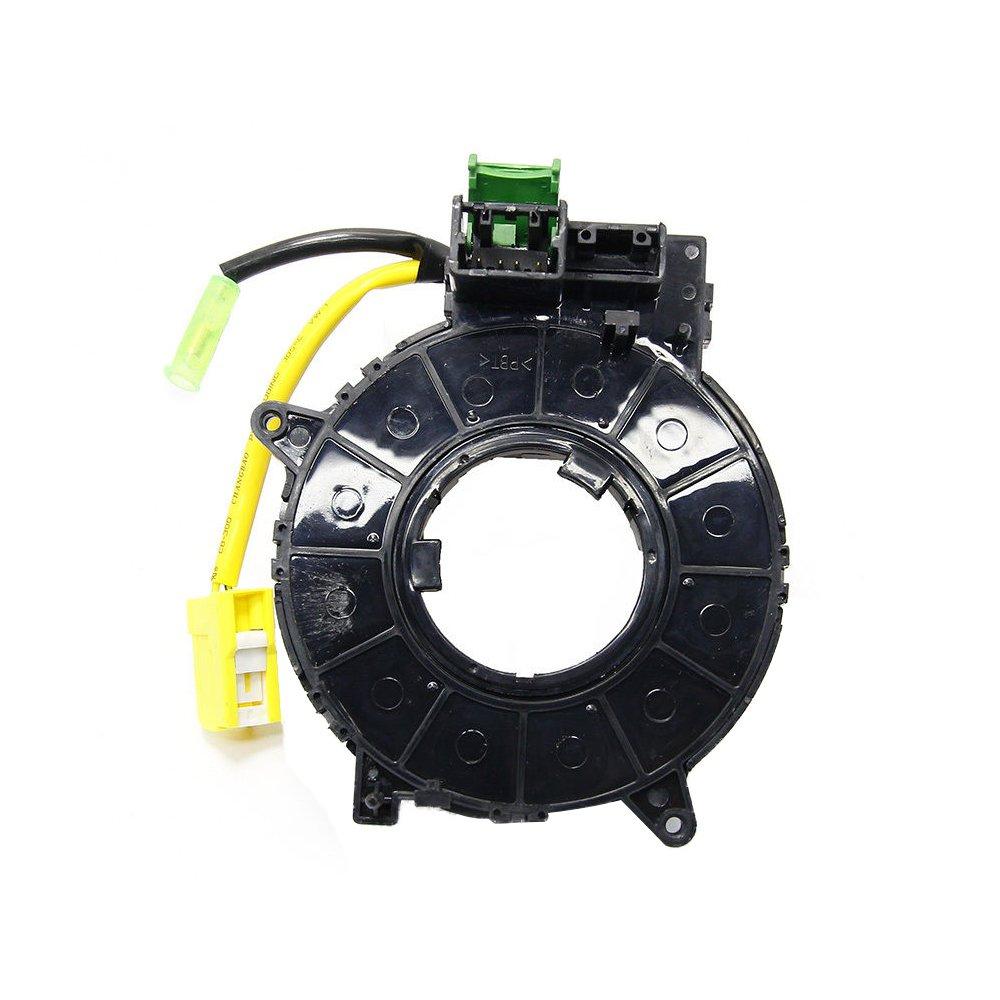 DOEU Horloge /à ressort spirale avec c/âble /à ressort pour airbag /à spirale OE #‿MR583930 8619-A016 8619A016 8619-A015