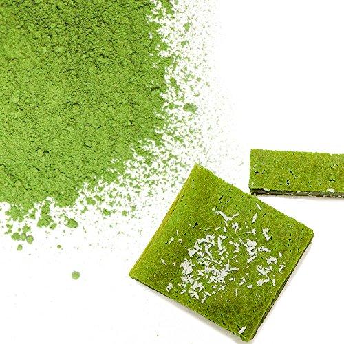 Organic Ceremonial Matcha - Emerald Class - Chef's Choice Quality Japanese Matcha Powder, Kosher, USDA (100g) by Midori Spring (Image #7)