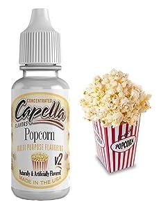 Capella Flavor Drops Popcorn Concentrate 13ml
