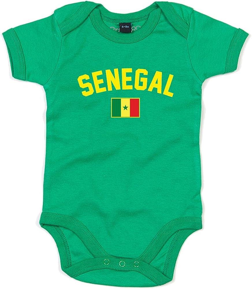 Imprim/é b/éb/é Grandir Senegal Fan Brand88