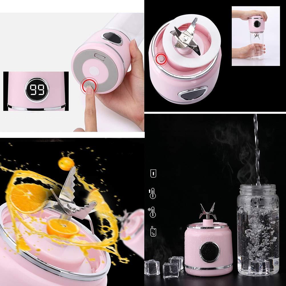XI-g Juicer Cup Mini Fruit Juicer Blender Portable USB Mixer ...