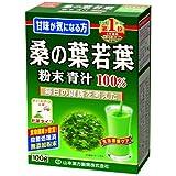 桑の葉青汁粉末 100g
