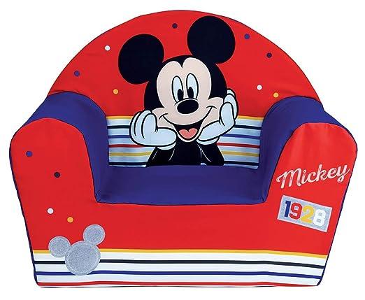 Fun House 713012 Disney Mickey – Sillón de Espuma para niños