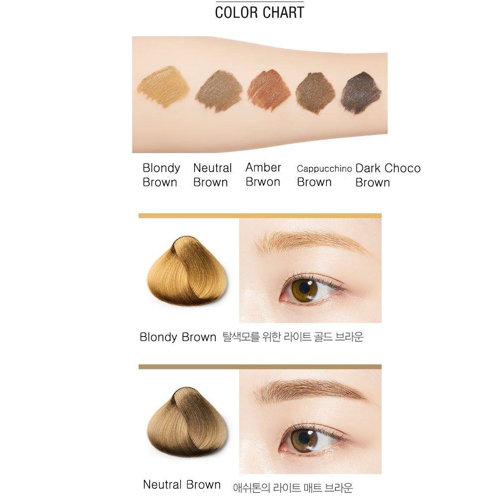 Amazon missha color wear browcara neutral brown beauty nvjuhfo Gallery