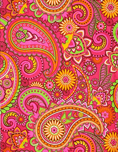 Blumen Baumwolle Voile Multicolor Schal Wrap for Frau - Damenmode Zubehör