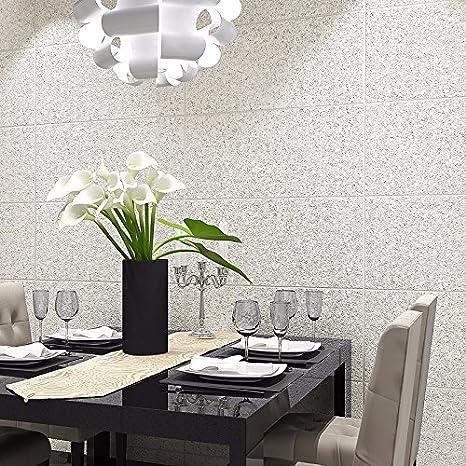 PEIWENIN-3D Moderno Marmo a Strisce Wallpaper Camera da ...