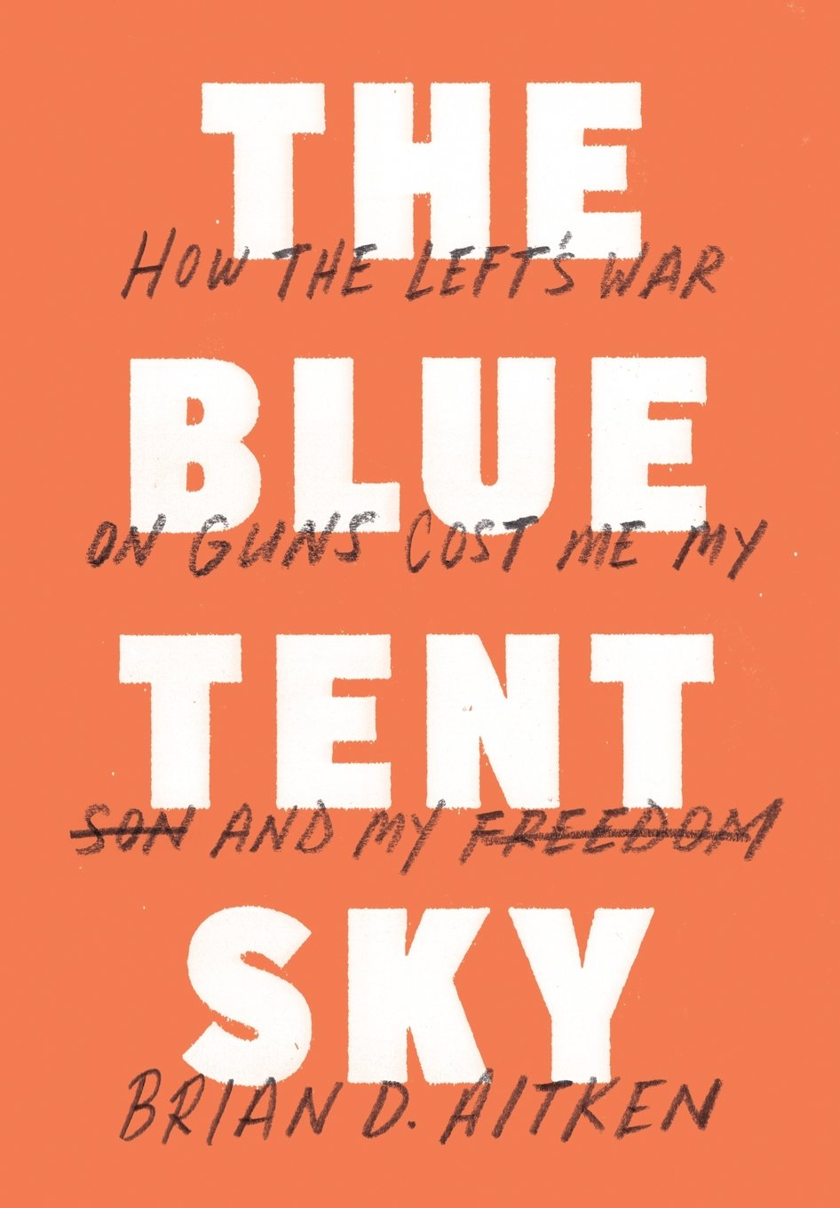 Blue Tent Sky Lefts Freedom