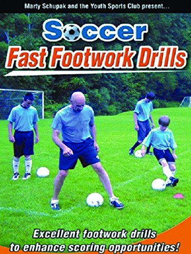 Review Soccer Fast Footwork Drills