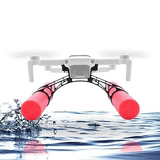TwoCC Accesorios Drone Flotabilidad Kit de Extensión del Tren de ...