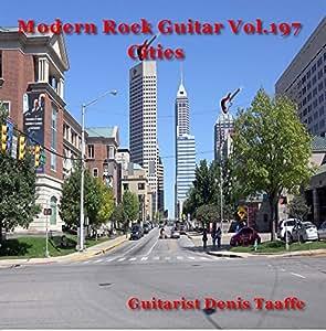 Modern Rock Guitar Vol. 197 'Cities'