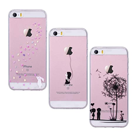 coque iphone 5 silicone fille
