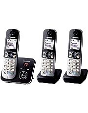 Panasonic KX-TG6823 Téléphones sans Fil Répondeur Ecran