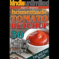 Homemade Tomato Ketchup