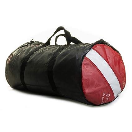Amazon.com: Bolsa de malla EVO con bandera de buceo: Sports ...