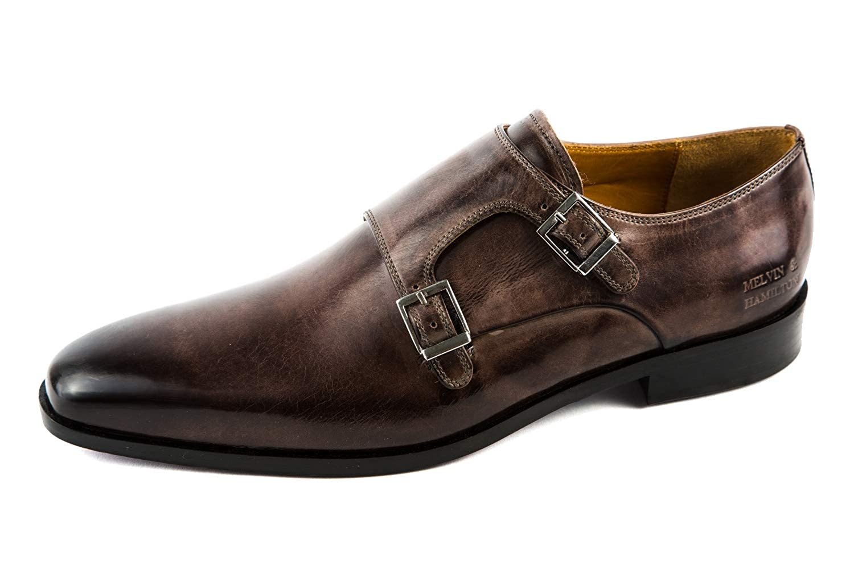 Günstig Melvin & Hamilton Martin 1 Schwarz Business Schuhe